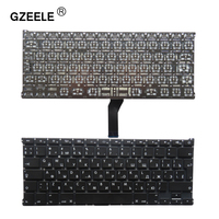 Russian Laptop Keyboard For Apple Macbook Air 13 3 A1466 A1369 Keyboard MD231 MD232 MC503 MC504