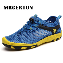 Summer Sports Racer Running Shoes For Men Women Breathable Men's Athletic Sneakers MR22006