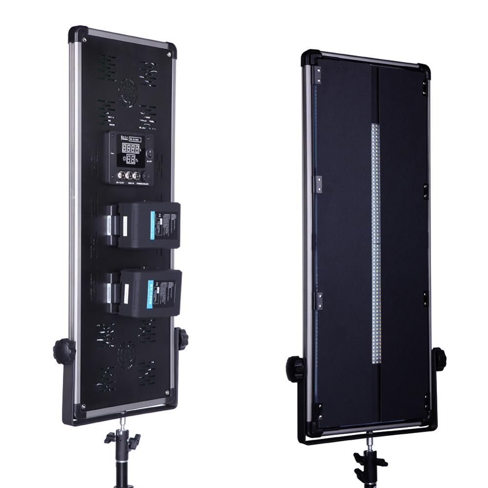 Yidoblo 1 pc LED svetilka D-3100 200W 20000 Lumen hladno topla barva - Kamera in foto - Fotografija 2