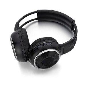 Image 2 - אוניברסלי משלוח חינם אינפרא אדום סטריאו אלחוטי אוזניות אוזניות IR במכונית גג dvd או משענת ראש dvd נגן שני ערוצים 2pcs