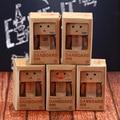 1 Шт. 8 СМ Мини Danboard Danbo Кукла Фигурку Игрушки ПВХ со СВЕТОДИОДНОЙ Подсветкой Прекрасный Японский Аниме 10 Стилей Высокого Качества