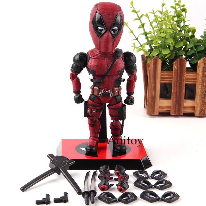 Mutation Arts Marvel Legends Figure Hot Toys Deadpool PVC Anime Figure Action Deadpool Collection Model Toys for Boys Gifts цена