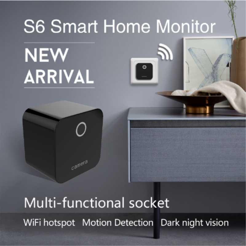 HD 1080P Mini Wifi IP Camera Night Vision Wireless Remote Recording Video Voice Micro Camcorder Car Sport DV Charger