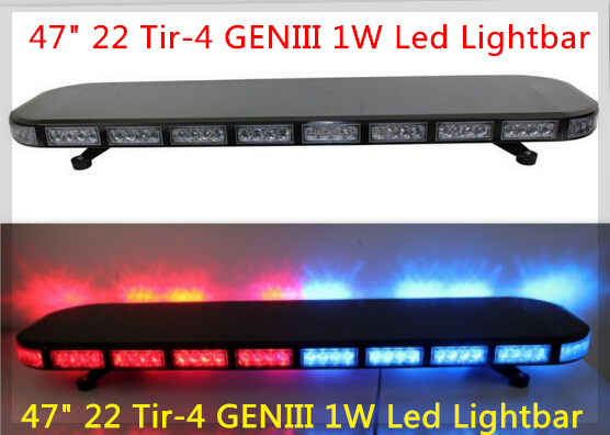 High intensity DC12V 120cm 88W Led car emergency lightbar warning light bar with controller for police ambulance fire,waterproof high intensity 24w led mini warning lightbar police emergency light bar with cigarette lighter magnet mounted 15flash waterproof