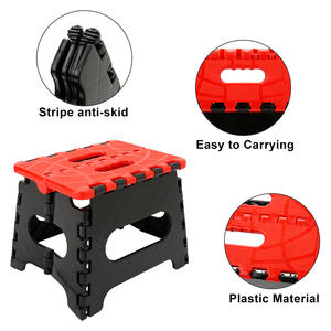 Plastic Folding 3 Type Thicken Step Portable Child Stools
