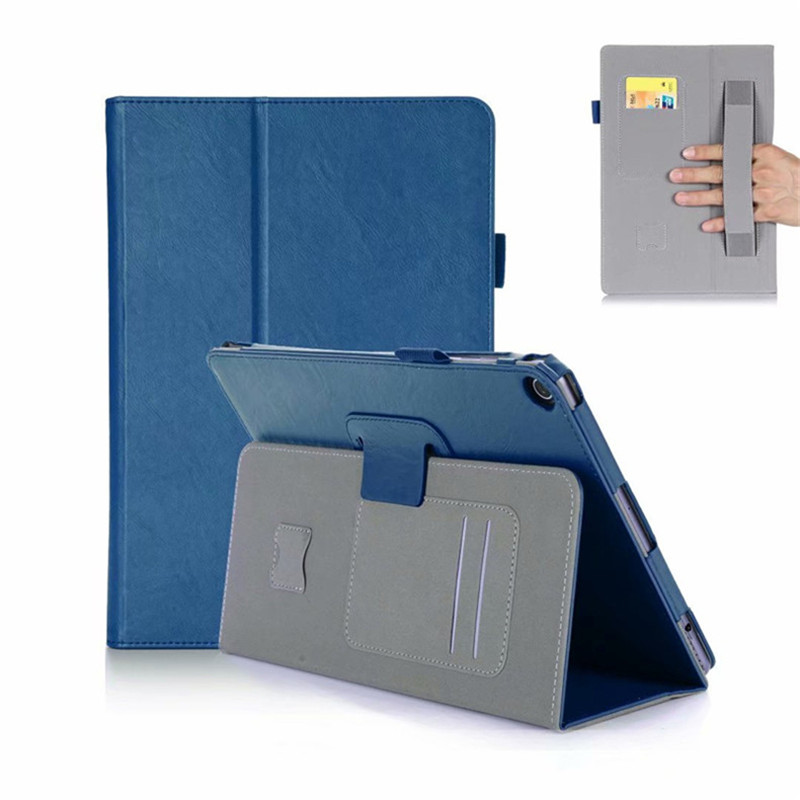 competitive price 09ac9 8e905 Tablet Case For ASUS Zenpad 3S 10 Wallet Design With Hand Holder Belt  Tablet Case For Asus Zenpad 3 S 10 Z500 Z500M 9.7 Inch