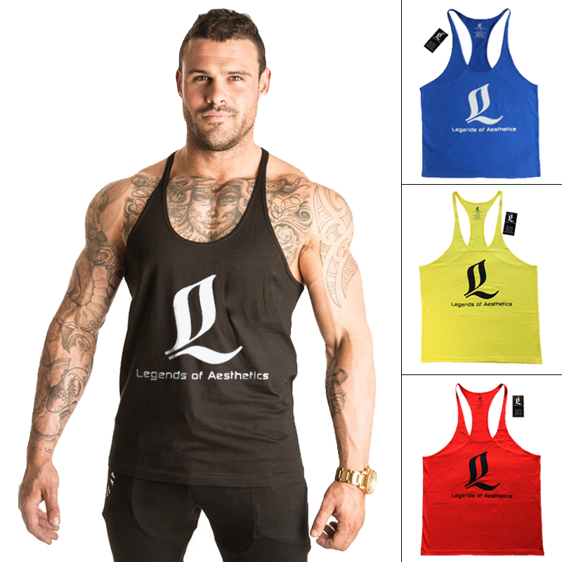 Popular mens racerback tank buy cheap mens racerback tank for Cheap workout shirts mens