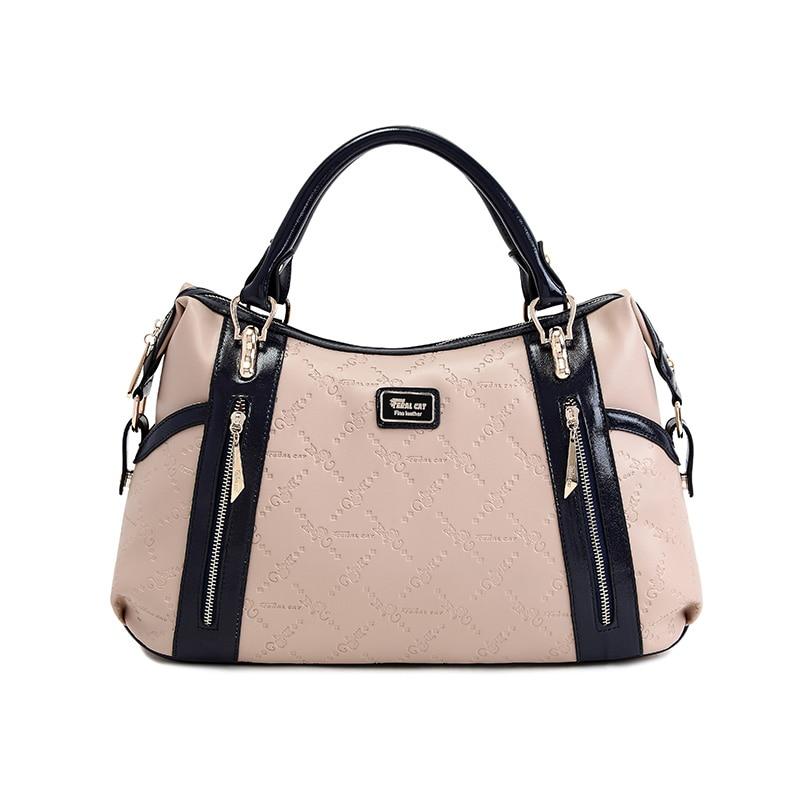 ФОТО Luxury Handbags Women Bags Designer Tote 2017 Fashion Brand Plaid Shoulder Bag High Quality Free Shipping 3001