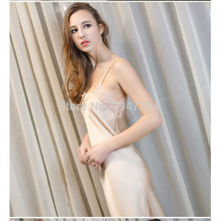 a70ed3dfb0 Good quality sexy intimate apparel vintage nightie soft breathable ...