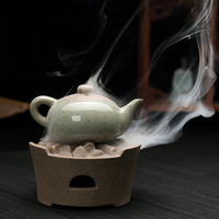 New Products Kiln Incense Burner Boiling Teapot Incense Burner Incense Burner Creative Ceramics Home Decoration Products
