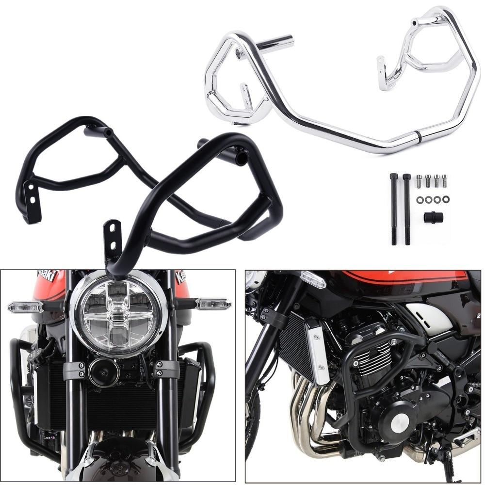 Protection de moteur de moto couverture de pare-chocs d'autoroute protection de barre de choc pour Kawasaki Z900RS 2018 Z900 RS