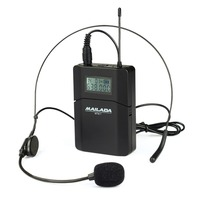 WT8 T UHF 638 648MHz Wireless Transmitter Tour Guide System For Church Teaching Travel Simultaneous Interpretation