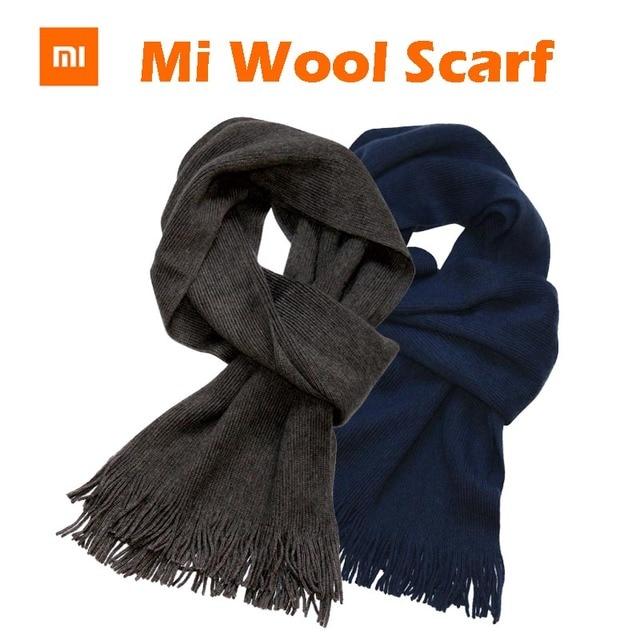 шерстяной шарф купить 5