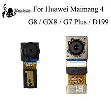 For Huawei Maimang 4 G8 GX8 G7 Plus D199 Back Main Rear Big camera Small Front Camera flex cable Ribbon cheap Perthde RIO-L03 RIO-L02 RIO-L11 RIO-L01 RIO-TL00 RIO-UL00 RIO-CL00 RIO-AL00 Phone cable Original 100 test Made in China (Mainland)