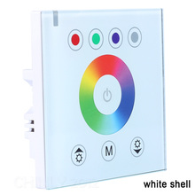 DIY home lighting NEW RGBW LED Touch switch Panel Controller led dimmer for DC12V LED Neon flex strip lights