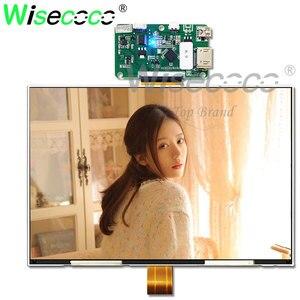8,9 дюйма 2k TFTMD089030 ЖК-дисплей с mipi hdmi 2 usb плата управления для diy проекта 61 контактный