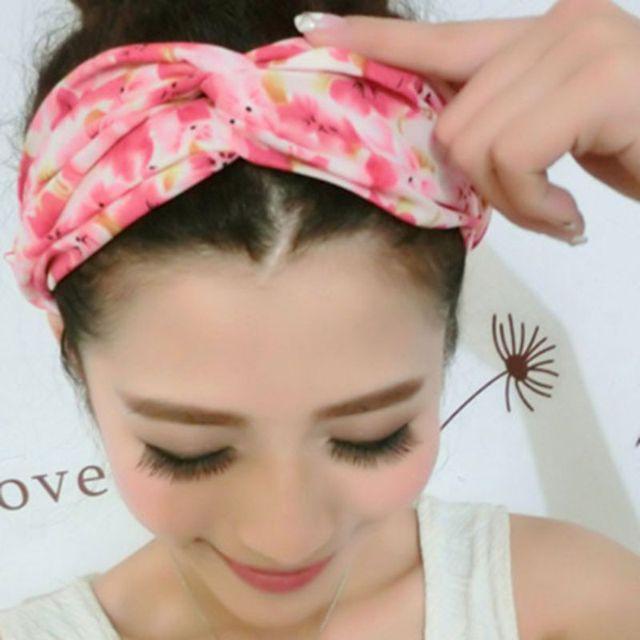 Women Turban Twist Headband