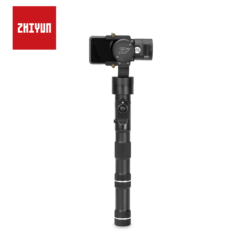 ZHIYUN Stabilizer for Gopro hero 5, EVOLUTION 3-Axis 5 Ways Joystick for GoPro 3/ 4/ 5 and Action Camera Handheld GimbalZHIYUN Stabilizer for Gopro hero 5, EVOLUTION 3-Axis 5 Ways Joystick for GoPro 3/ 4/ 5 and Action Camera Handheld Gimbal