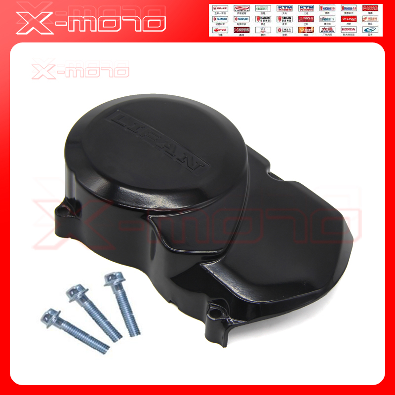 4 Stroke Magneto Cover Left Side <font><b>Lifan</b></font> <font><b>Engine</b></font> Case 50cc 70cc 110cc 125cc 140cc 150cc <font><b>160cc</b></font> Pit/Dirt Bike Atomik Motorcycle image