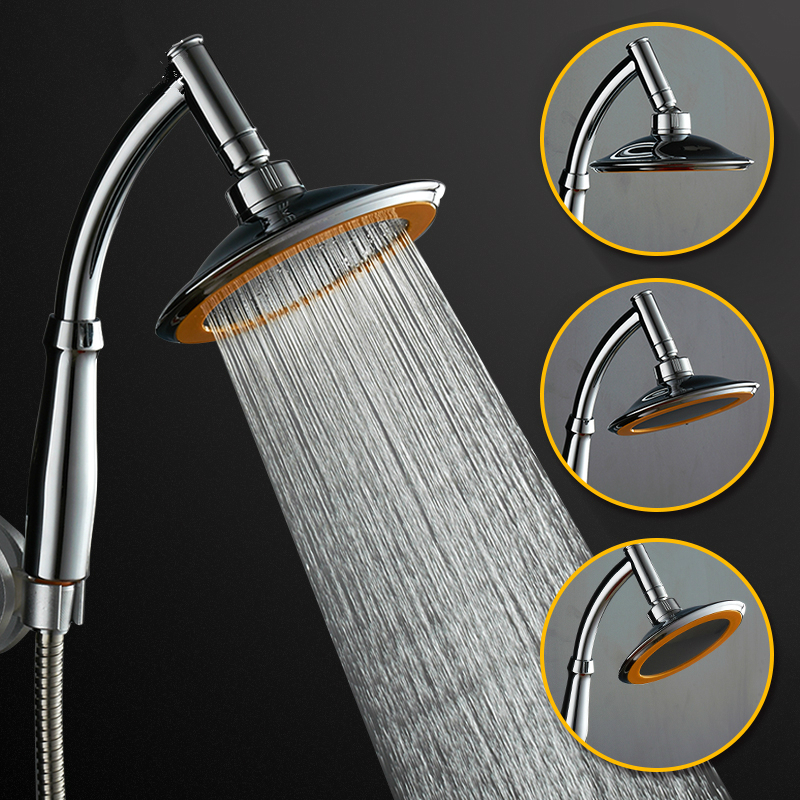 2017 Rain Showers Inches ABS Plastic&stainless Steel Bathroom Shower ...