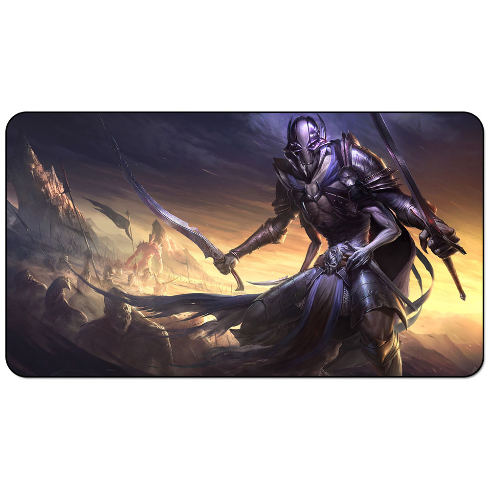 Star Wars Destiny Playmat:Creature Star Wars Sword Warrior art playmat for trading card game 60cm x 35cm (24 x 14) Size image