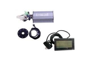 24V/36V 250W  Controller LCD8H/LCD8S/ LCD3 display Meter PAS Set E-bike Conversion kit Dual Mode Hall Sensor and Hall Sensorless