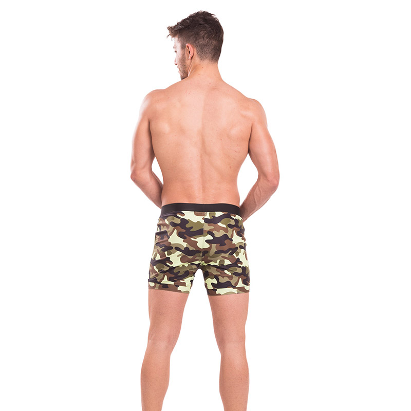 1fd0619d2d Taddlee Brand Sexy Men\'s Swimwear Swimsuits Men Swimming Boxer Trunks Camo  Beach Board Shorts Pockets Surfing Bathing Suits New