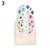 24 unids/pack Nueva Moda 3D Uñas de Cristal Del Arte DIY Stickers Tips Decoración de La Etiqueta 12 tipos