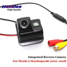 Liandlee For Mazda 6 Atenza Mazdaspeed 2002~2008 Car Rearview Reverse Camera Backup Parking Rear View / Integrated SONY
