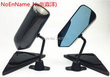 F1 Carbon Fiber Look Dipping Racing Side Mirrors For Jetta beetle MK3 MK4 Golf