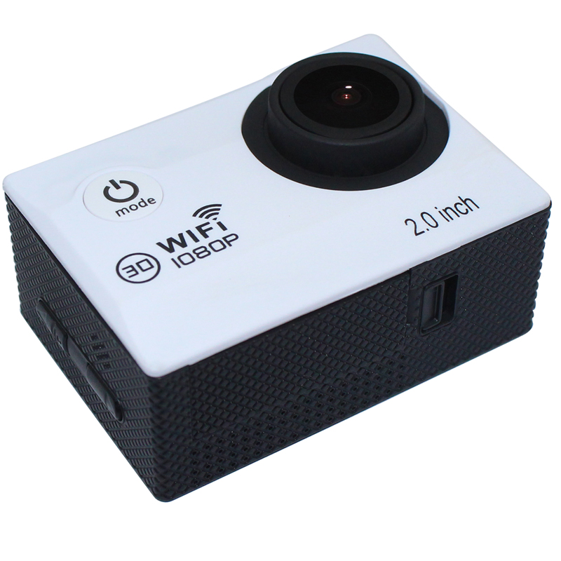 """Image 2 - OnReal X20HW 2,0 """"экшн камера водонепроницаемая 1080 p 30fps 4G150D Встроенная WiFi Спортивная камера-in Видеорегистратор from Автомобили и мотоциклы"""
