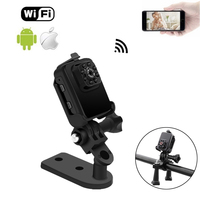 Mini WiFi Sports Camera Bicycle Camera Full HD 1080P Micro DVR Video Camcorder Portable Secret Nanny Cam Microcamera pk sq8 sq11