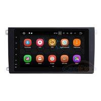 HD сенсорный экран Android 9,0 OS 1 DIN Автомобильный мультимедийный плеер для Porsche Cayenne Автомобильный gps навигационная радиосистема