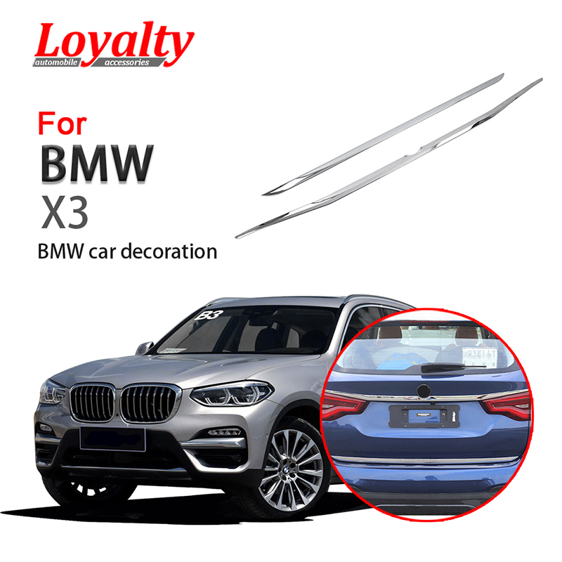 Loyalty For BMW X3 2018 2019 Exterior Rear Trunk Tail Box