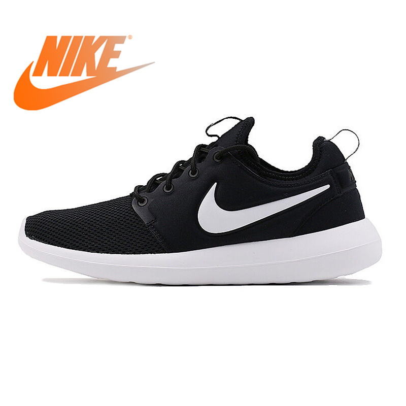 dcc8a452e39 Original Authentic NIKE ROSHE TWO Men s Running Shoes Sneake