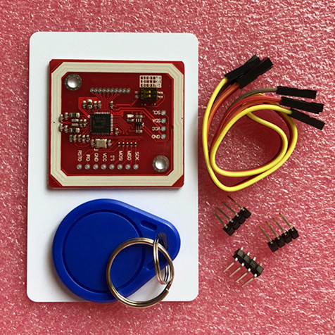 PN532 NFC RFID module V3, NFC with Android phone
