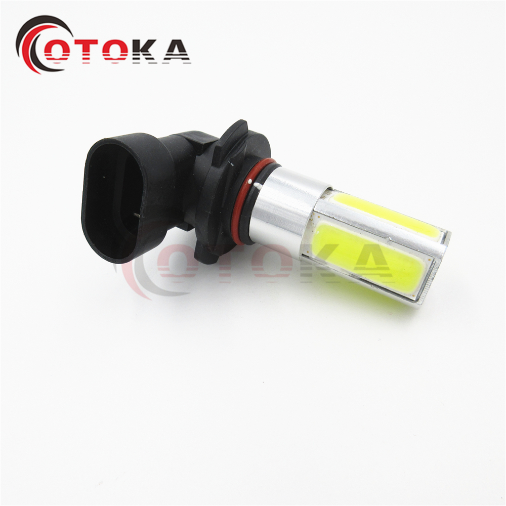 9140 Fog Light Bulb: 2pcs/pack 9005 HB3 COB 4 LED Fog Light Super Bright White 20W 9145 9140 Fog  Lamp brake parking Bulb,Lighting
