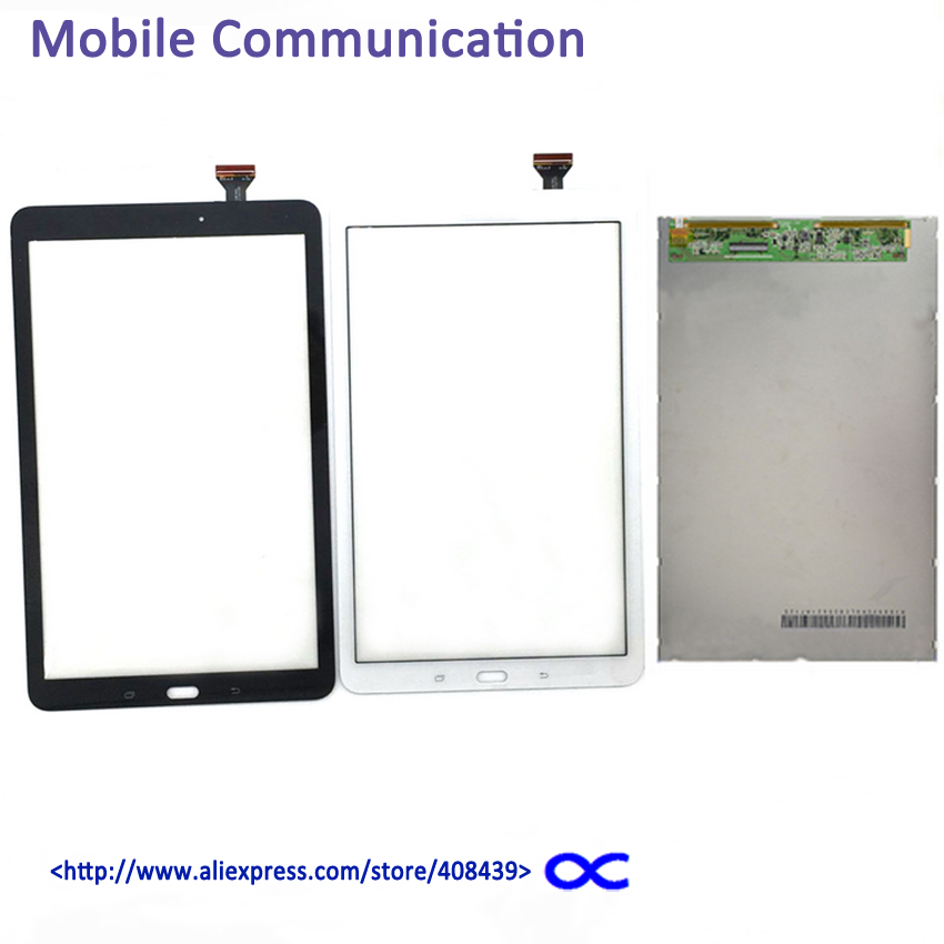 OGS T560 LCD Touch Screen For Samsung Galaxy Tab E SM-T560 T565 T561 Display Touch Panel Digitizer Tracking