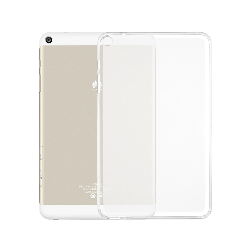 Soft TPU Frosted Ultra Slim Cases For Huawei Mediapad T1 S8-701U 8.0 Inch Case Thin Anti-Scratch Cover Shell