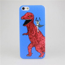 Batman Riding Dinosaur Case for Apple iPhone (4 Designs)