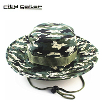 New Brand bucket Hat Men Camouflage Women Casual Accessories Male Military Special Forces Tactical Cap