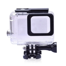 High Quality Waterproof Housing Case for Gopro Hero 5 6 Action Camera Hero 5 6 Black Edition 45m waterproof case mount protective housing cover for gopro hero 5 black edition