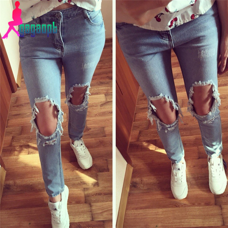 Popular Vintage Side Bow Jeans-Buy Cheap Vintage Side Bow Jeans