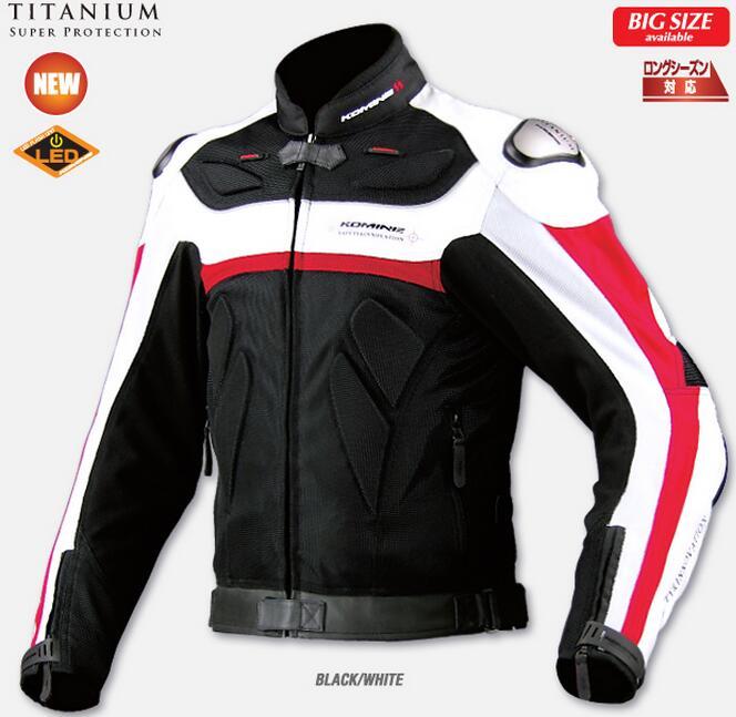 JK-021 motorcycle jacket popular brands / titanium racing suit / road cycling clothing / Men's racing jackets