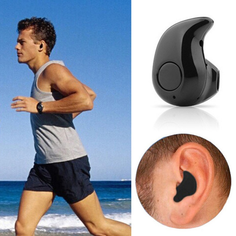 S530 Mini Wireless in-ear Earpiece Bluetooth Earphone Headset Cordless Headphone Earbuds in ear For iPhone Xiaomi Huawei