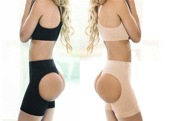 Women's Seamless Sexy Butt Lifter with tummy control