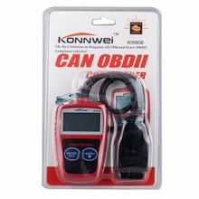 Hot Selling 1pc KW806 MS309 Autel MaxiScan Car Code Reader CAN BUS OBD 2 OBDII Diagnostic