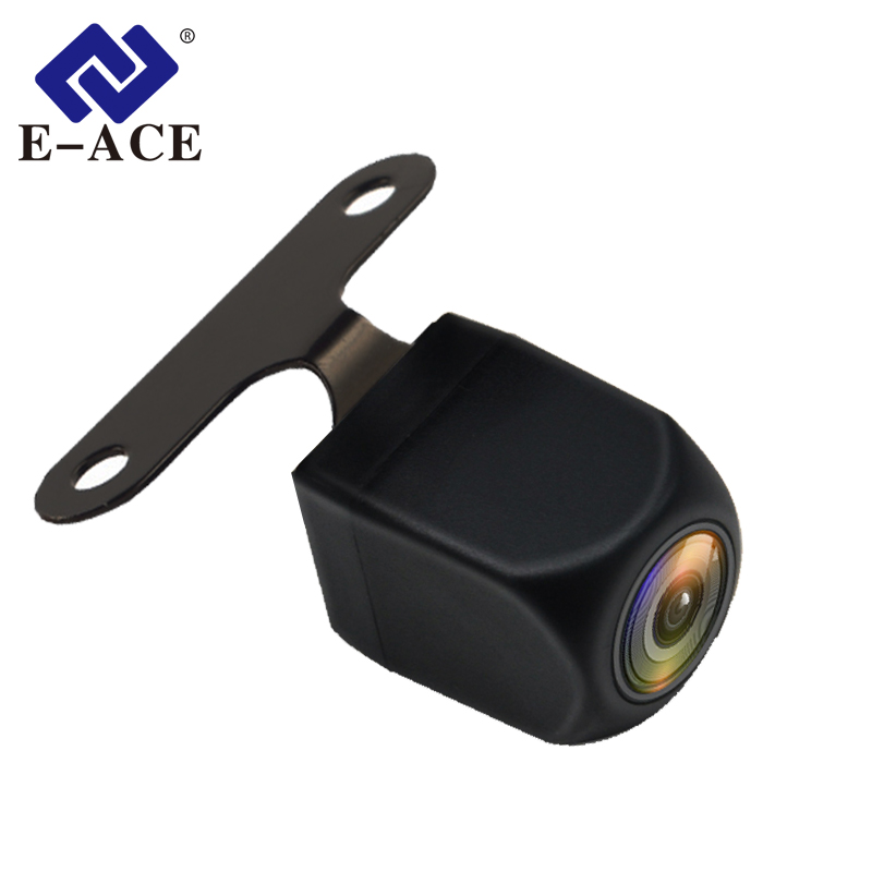 E ACE Car Rear View Camera Waterproof 2 5MM Jack Back Reverse Camera Parking Assistance Cameras