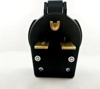 US American industrial plug for Miller Lincoln welding machine dryer power plug NEMA 6 30P 30A 250V