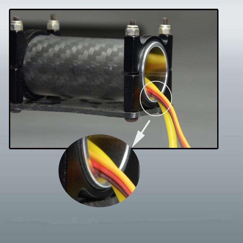 250 m * 30 mm * 28 mm tubo de fibra de carbono auge 4 unids para - Vehículos de juguete para niños - foto 5